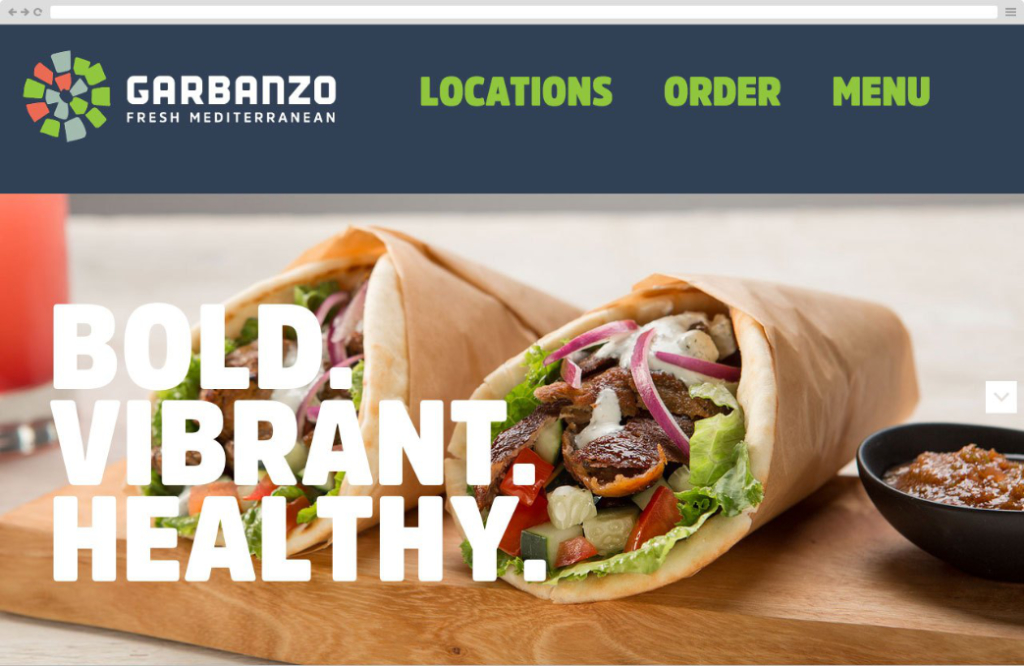 Garbanzo | Fresh Mediterranean Restaurant