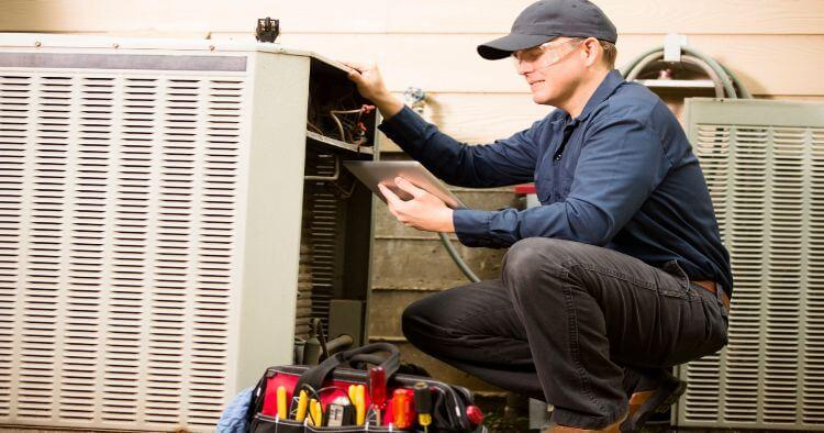 Repairing the AC