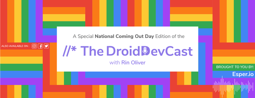 Reflections from DevOps Professionals on National Coming Out Day