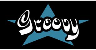 Groovy language logo