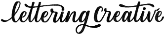 Logo - Lettering Creative