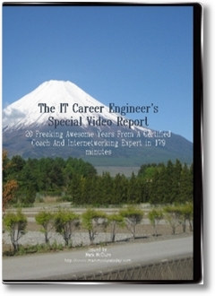 IT Career Engineer Special Video Report