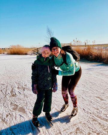 insta: Topweekend op het ijs!