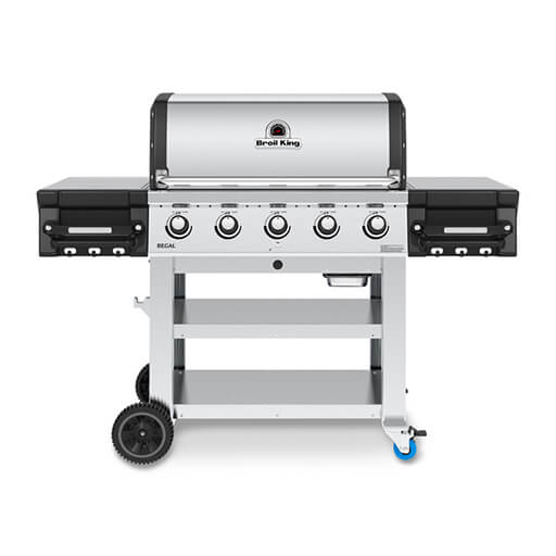 BBQ Broil King S520 Commercial