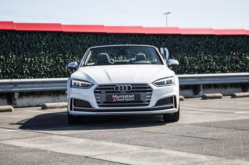 Audi S5 Cabriolet 3.0 TFSI S5 quattro | 354 PK | S-Line | B&O Sound | Assistentie City-Parking | S-Sportstoelen | Virtual Cockpit | Keyless-entry | Massage-Stoelen | afbeelding 4