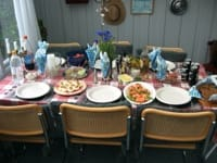 Midsummer Table