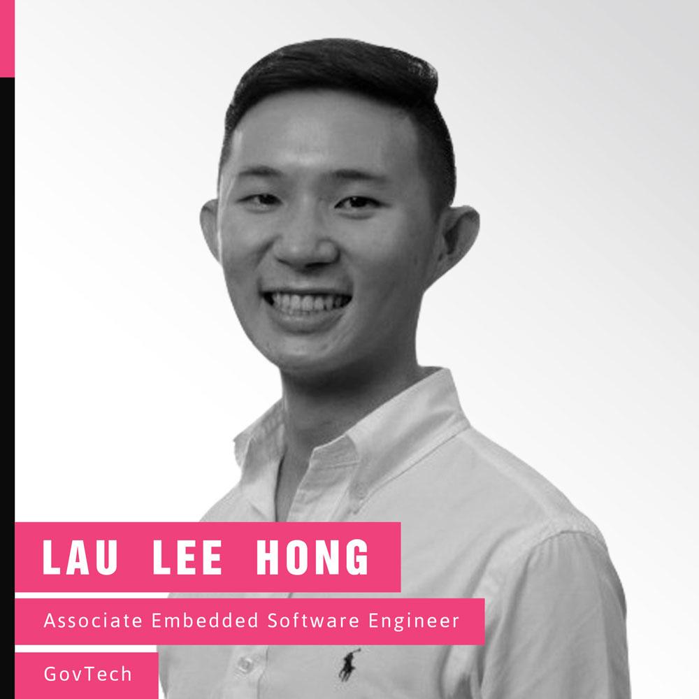 Mr Lau Lee Hong