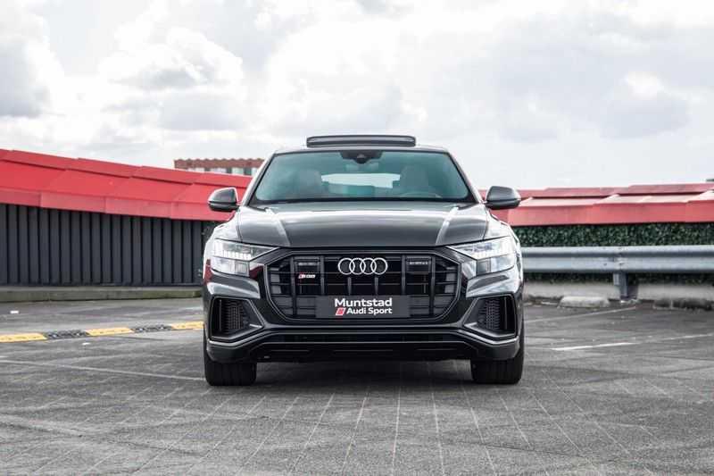 Audi Q8 4.0 TDI SQ8 quattro | 435PK | Sportdifferentieel | B&O | Alcantara hemel | Assistentiepakket Tour & City | Vierwielbesturing afbeelding 2