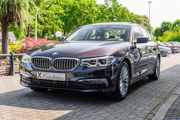 BMW 5 Serie 530d xDrive Luxury Line NW â¬100.000,-