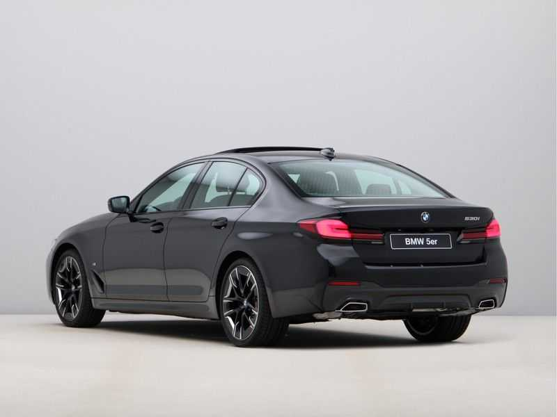 BMW 5 Serie 530i High Exe M-Sport afbeelding 7