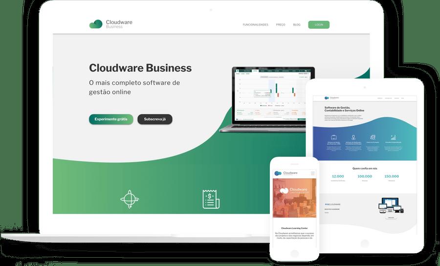 Cloudware Websites