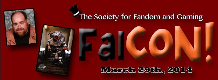 The FalCon 2014 Banner