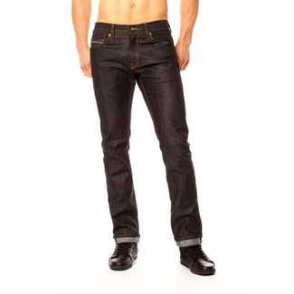 People for Peace Raw Selvedge Denim Slim Fit
