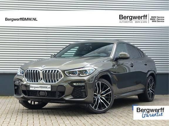 BMW X6 xDrive40i High Executive - M-Sport - Trekhaak - Head-up - Driving Ass Prof
