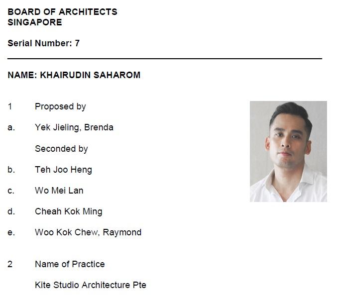 Khairudin Saharom
