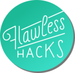 Flawless Hacks logo