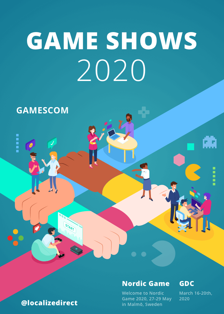 Games Industry Calendar: Events 2020