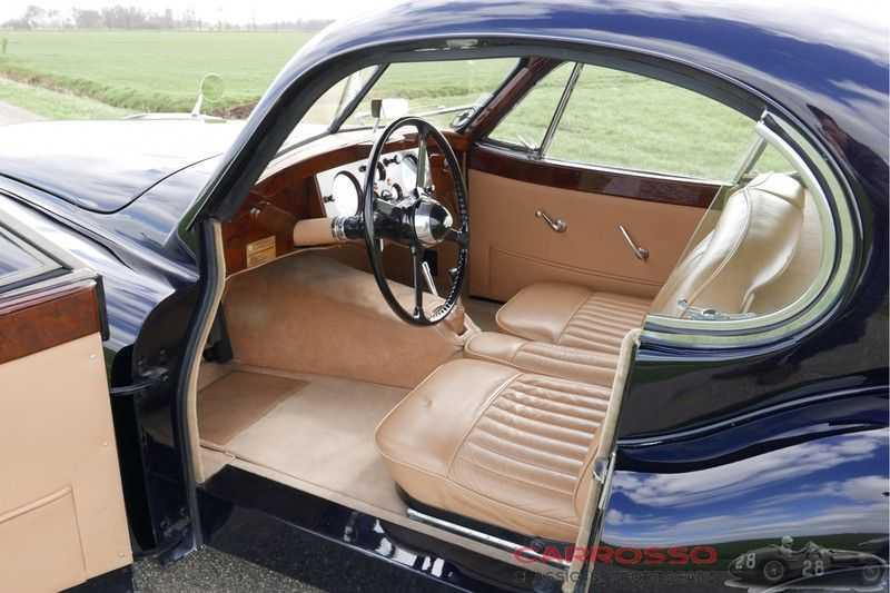 Jaguar XK120 3.4 FHC Matching Numbers afbeelding 4