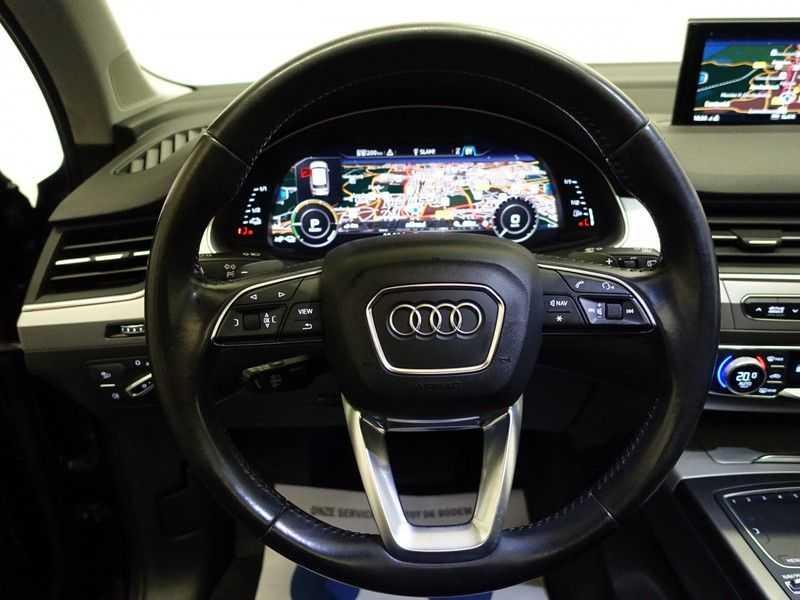 Audi Q7 3.0 TDI E-tron Quattro 374pk S-line Premium Autom- Pano, Virtual Cockpit, Bose, Leer, Camera afbeelding 3