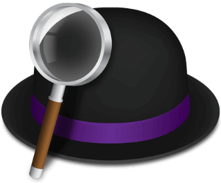 Alfred app logo