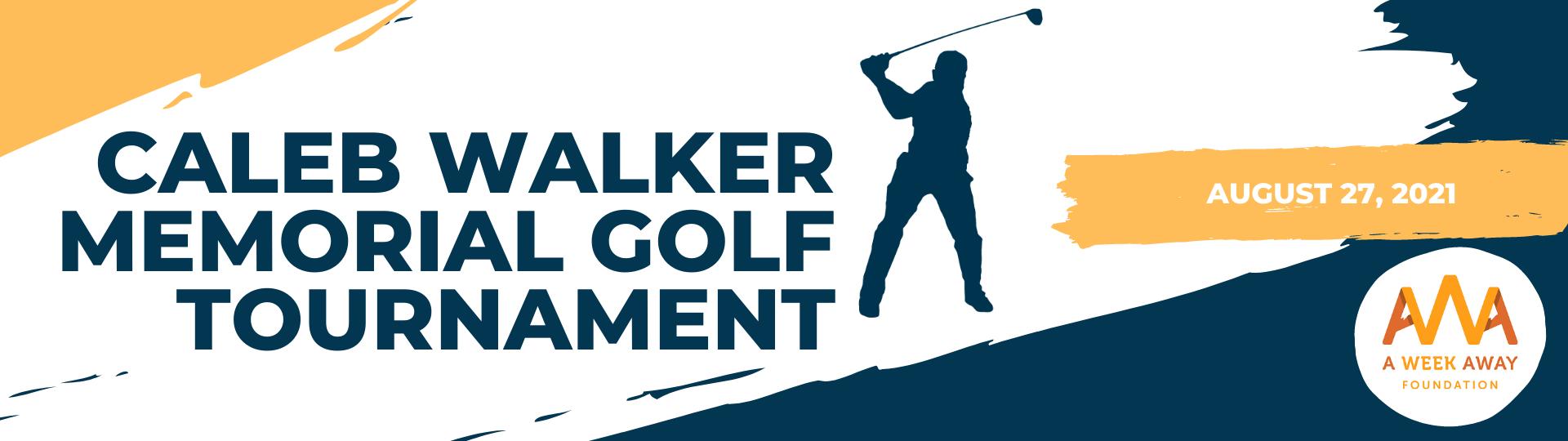 Caleb Walker Memorial Golf
