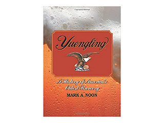 A book about the history of Yuengling, America's oldest brewery