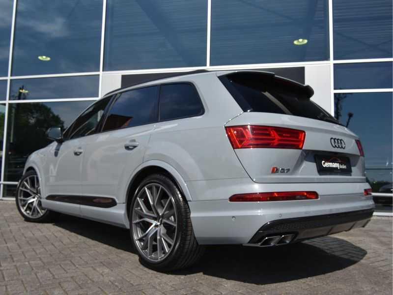 Audi SQ7 4.0TDI Quattro S-Line Individual Lucht Softcl Standk HUD M-Led Rauten Bose Alcant-hemel Leder-Dash afbeelding 10