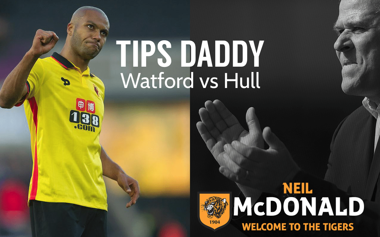 Watford vs Hull Betting Tips