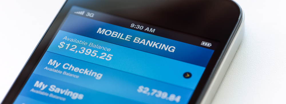 Financial institutions mobile application