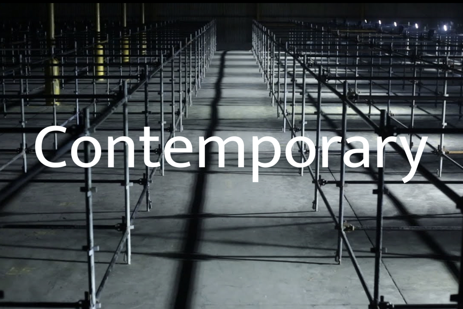 New channel: Contemporary