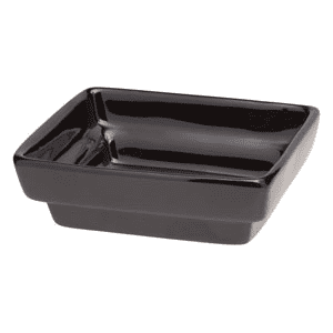 Picture of Cube Ebony Gallery - DISH ONLY
