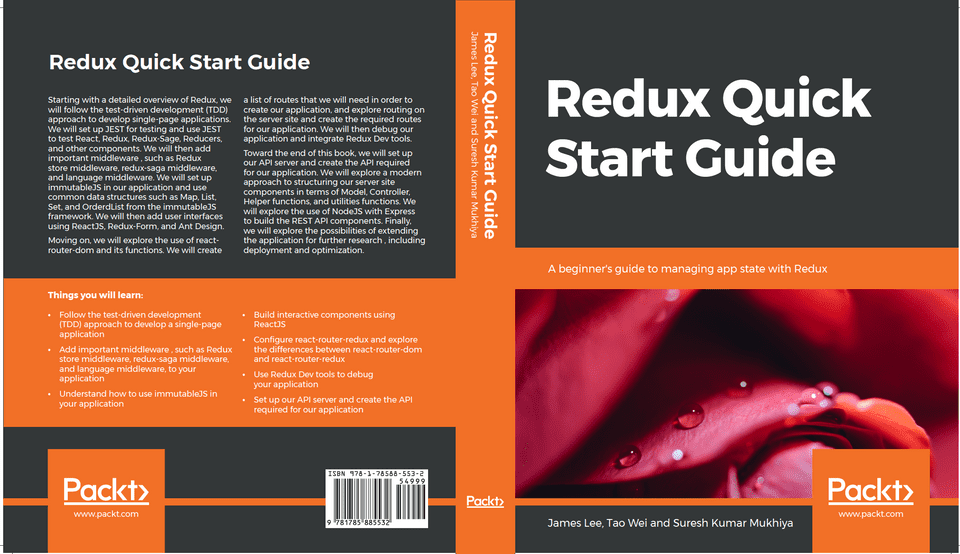 Redux Quick Start Guide