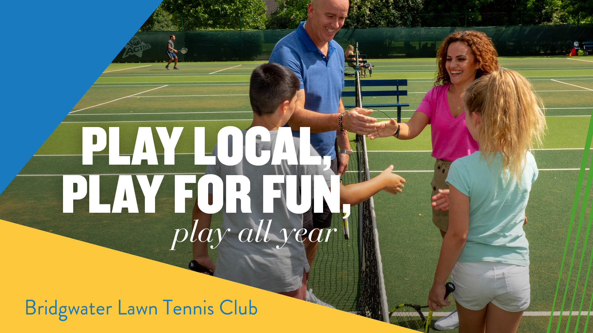 Bridgwater Lawn Tennis Club