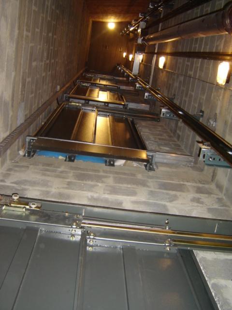 Lift geplaatst door Edro Liften