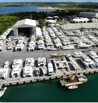 North Sound Marina Boat Storage