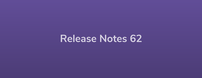 Esper Release Notes – DevRel 62