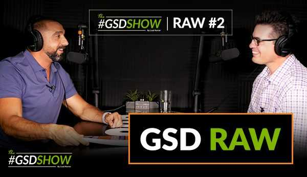 Erik Russell: The Art of Selling Fitness Studio Memberships | The GSD Show