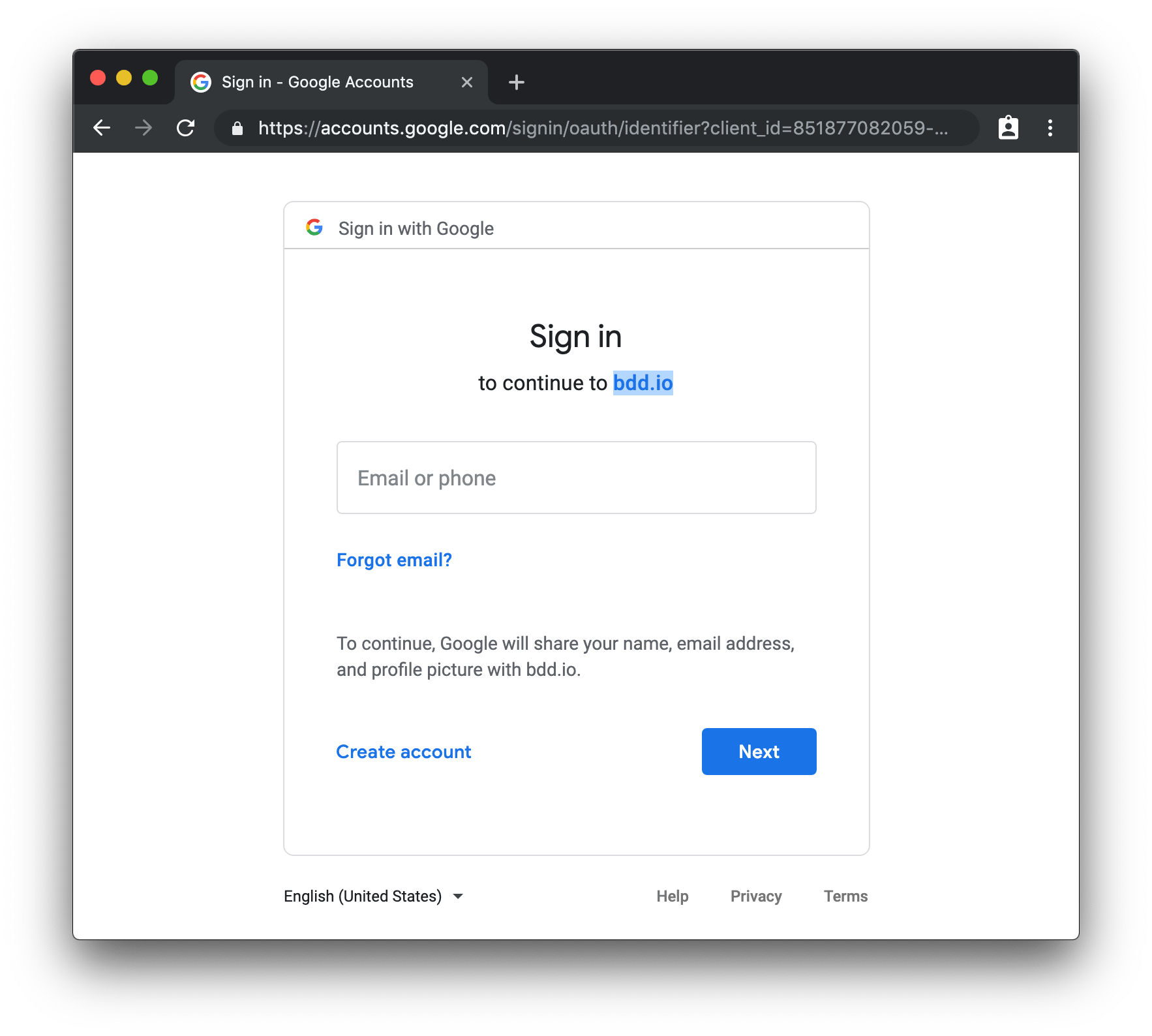 Synology redirected login