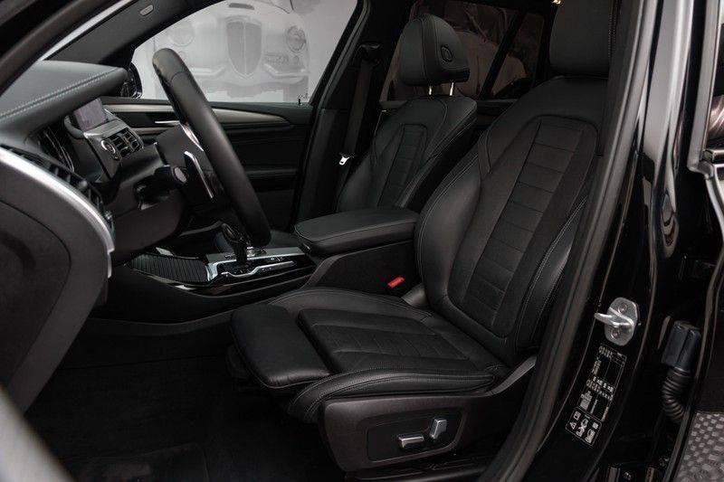 "BMW X3 M40i xDrive 360pk Panoramadak VirtualCockpit ShadowLine Sportleder Hifi AmbientLight 20"" Camera ParkAssist Pdc afbeelding 2"