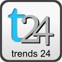 Trends24- twitter trends- logo