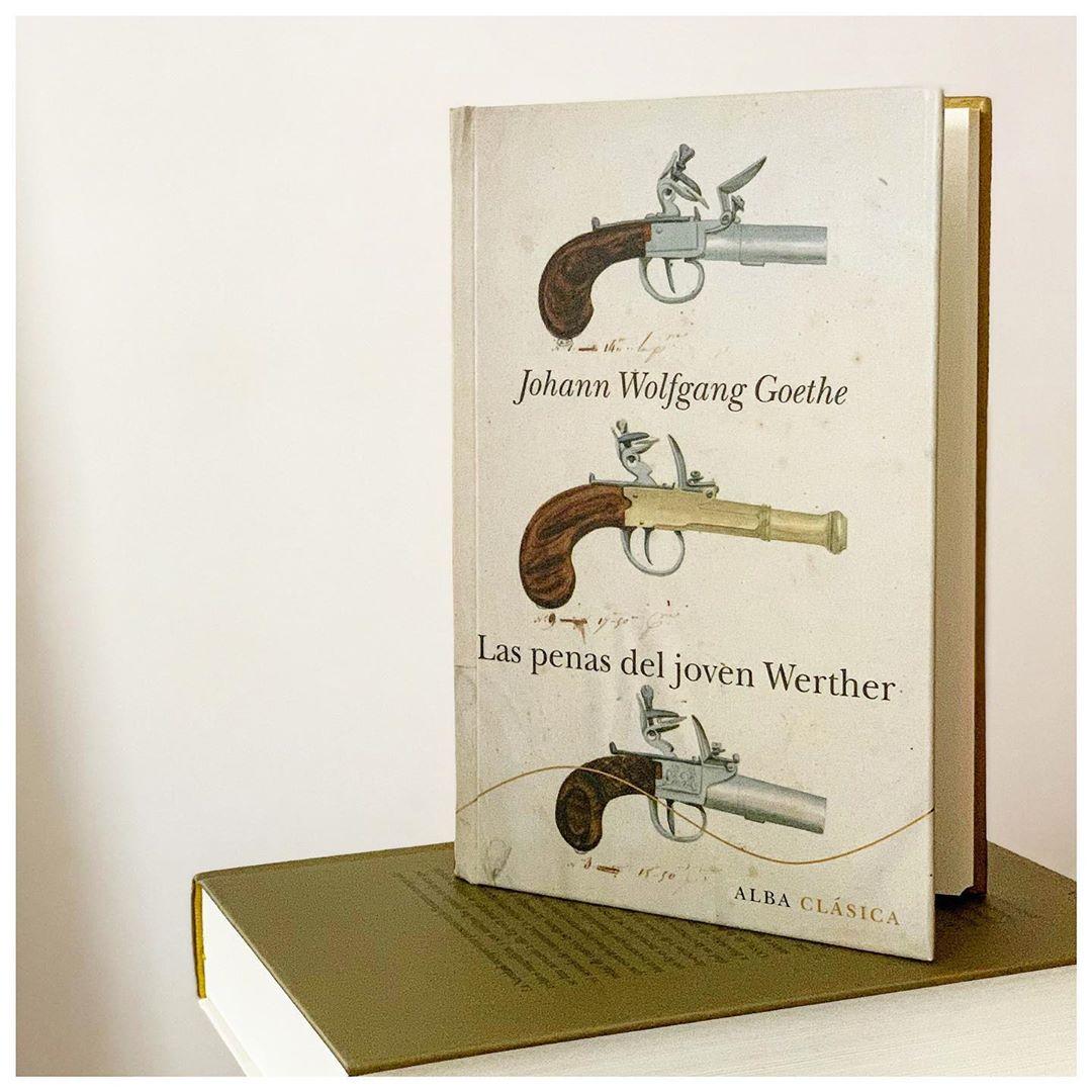 """Imagen de Reseña de """"Las penas del joven Werther"""", de Johann Wolfgang von Goethe"""