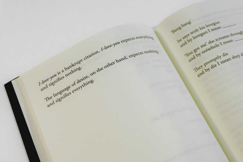 a photo of Propositions book