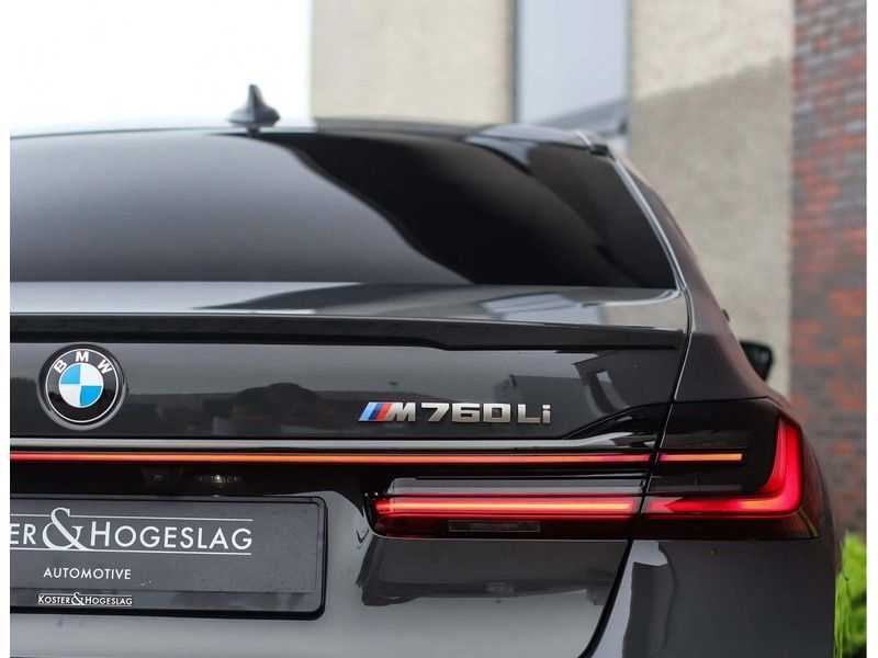 BMW 7 Serie M760Li xDrive *Dravit grey*Executive seats*Sky Lounge*Full option* afbeelding 3