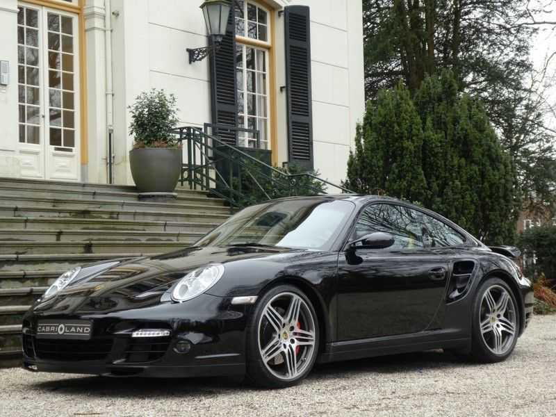 Porsche 911 3.6 Turbo afbeelding 1