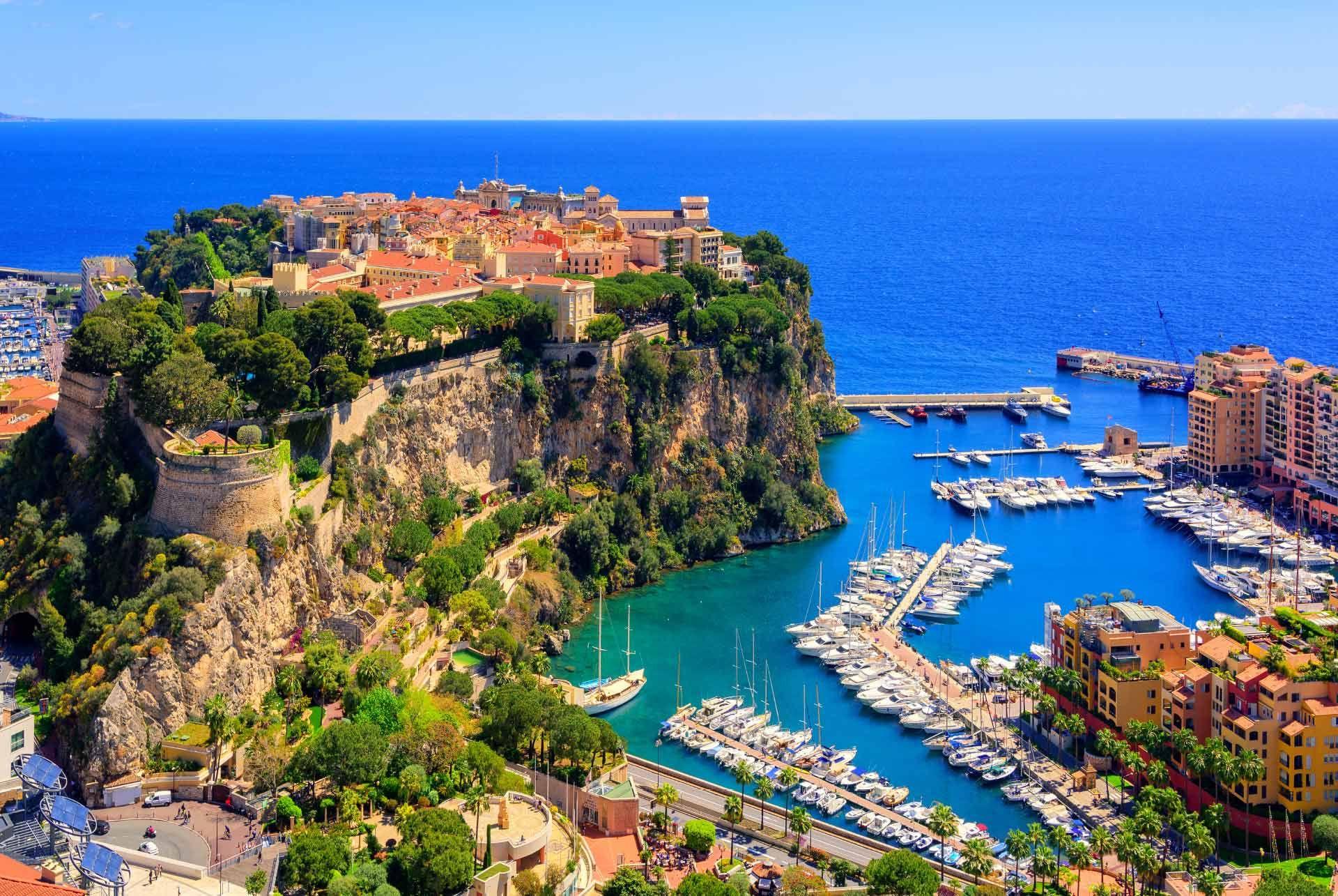 Nice to Monaco Ferry