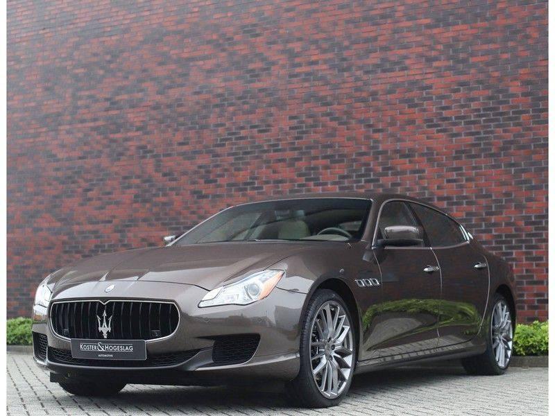 Maserati Quattroporte 3.0 S Q4 *BTW*Schuifdak*Camera*1e eig* afbeelding 6