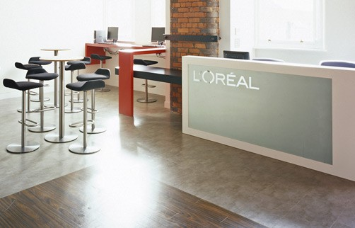 LOreal : Manchester