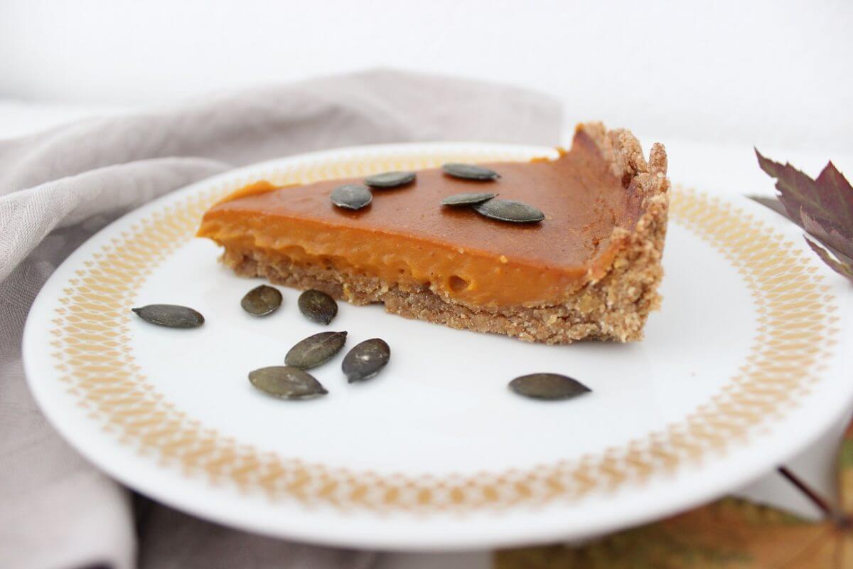 Kürbis Kuchen oder auch Pumpkin Pie