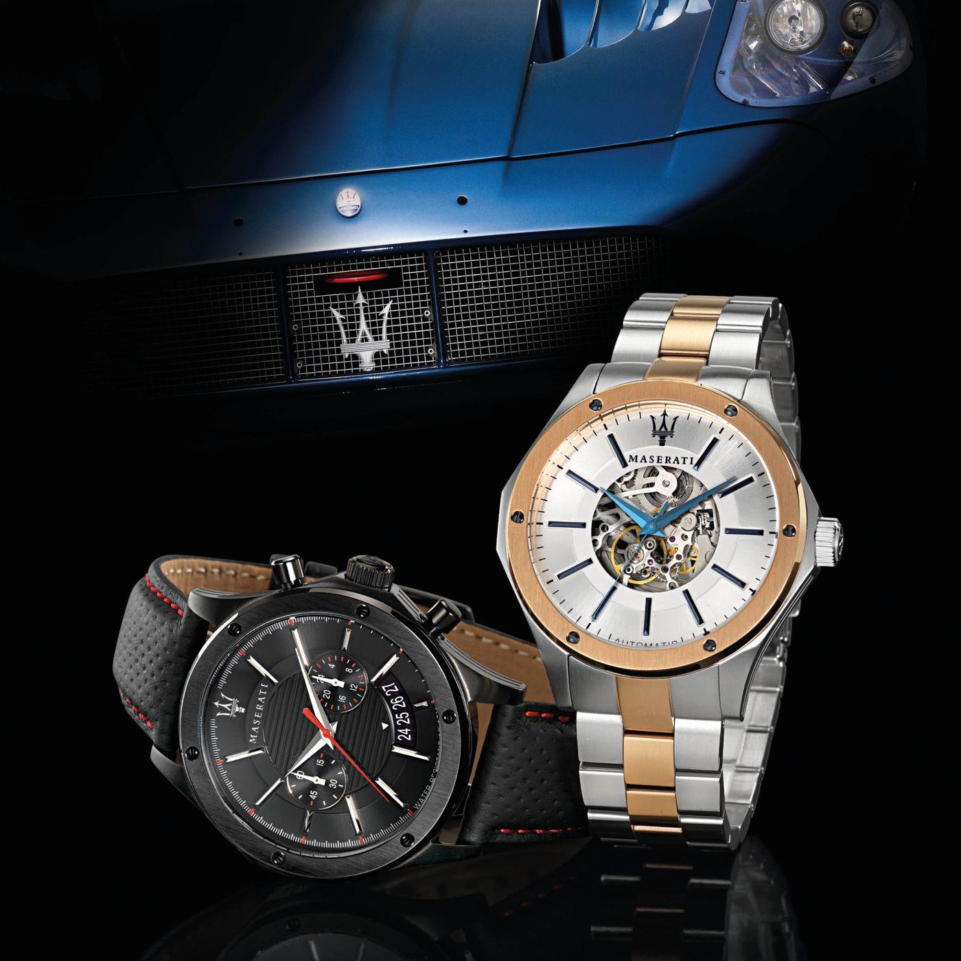 Maserati Watch Collection