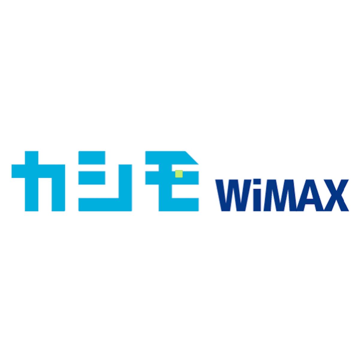 カシモWiMAXロゴ